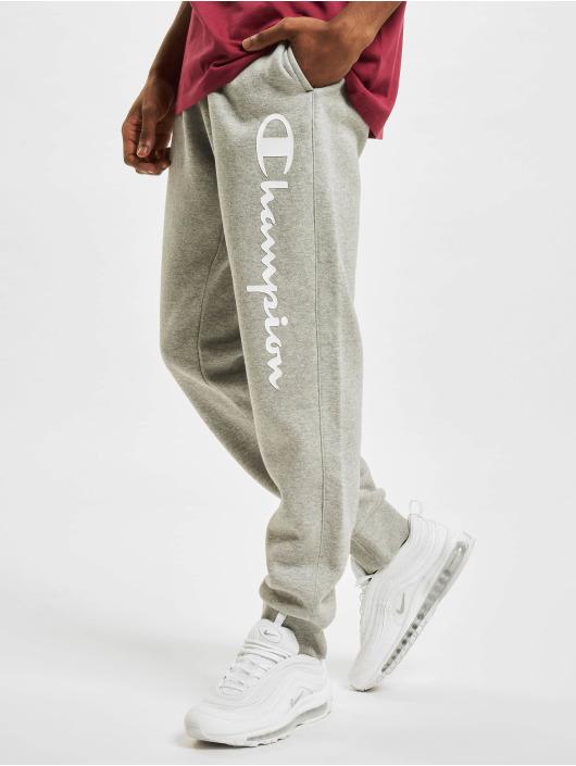 Champion Sweat Pant Logo grey