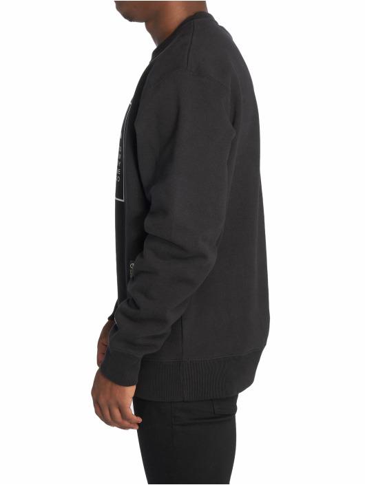 Champion Swetry by Wood Wood Mike Crewneck Sweatshirt czarny