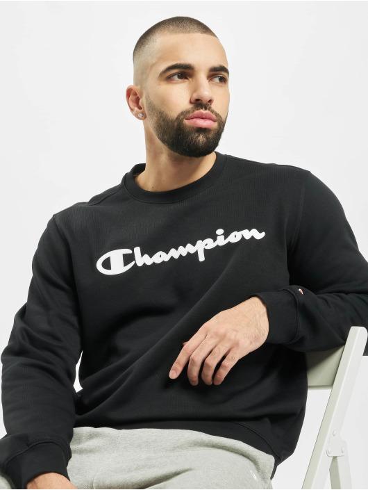 Champion Swetry Crewneck czarny