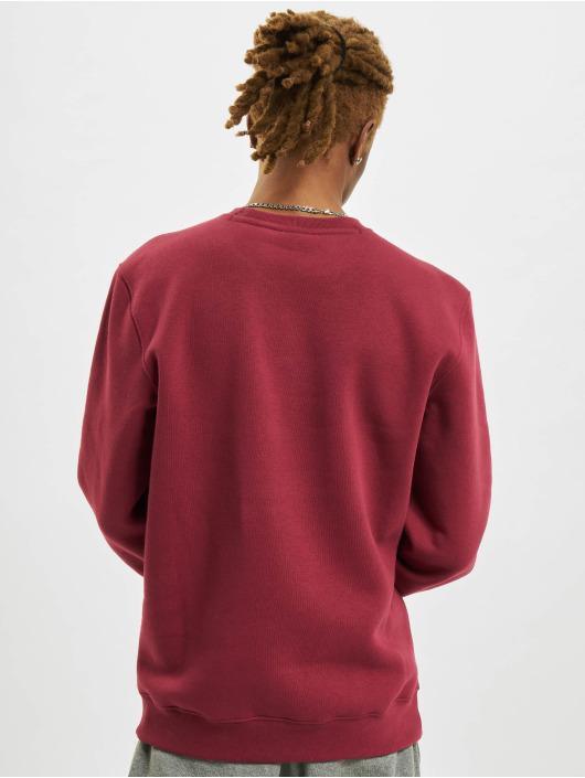 Champion Swetry Logo czerwony