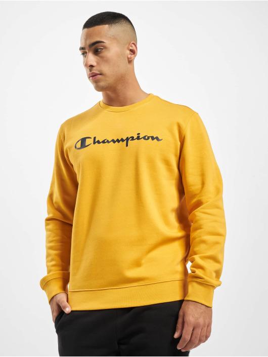 Champion Swetry Legacy pomaranczowy