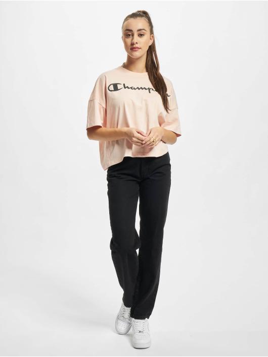 Champion T-paidat Oversize roosa