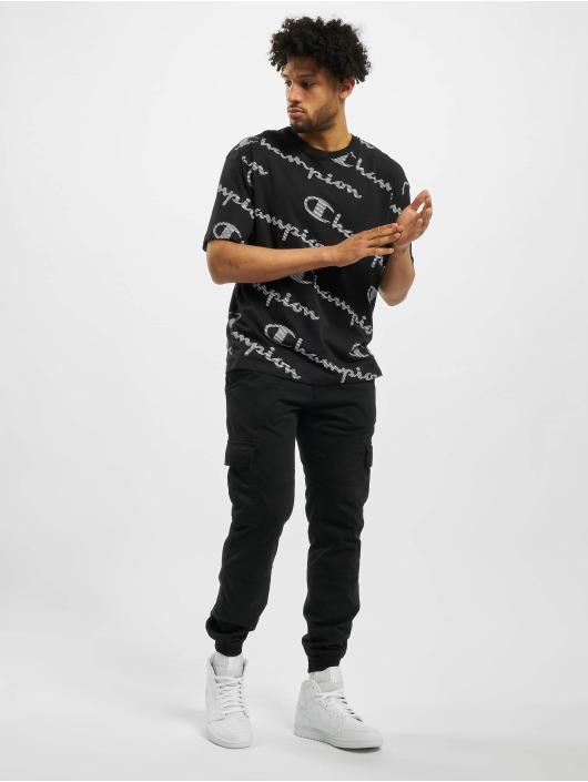 Champion T-Shirt Allover black