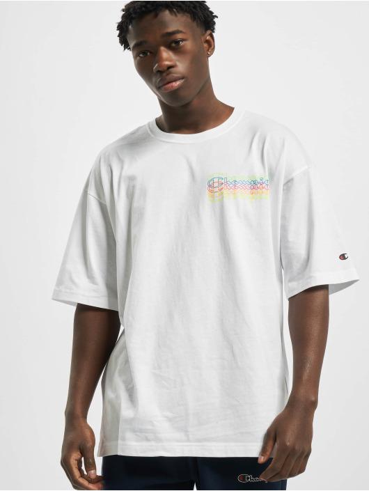 Champion T-Shirt Legacy blanc