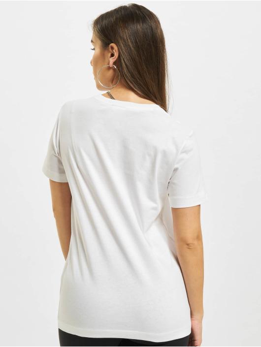 Champion T-Shirt Logo blanc