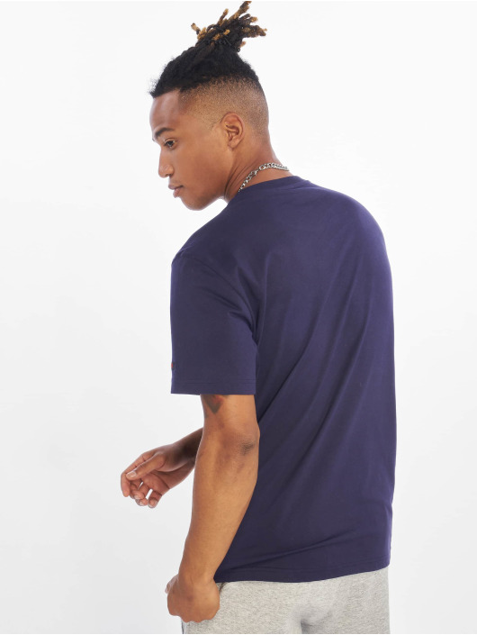 Champion T-Shirt Crewneck blau
