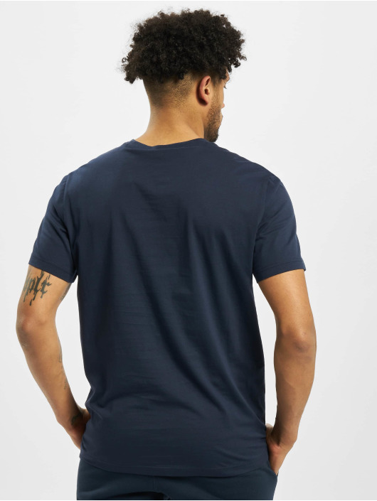 Champion T-Shirt C-Logo blau