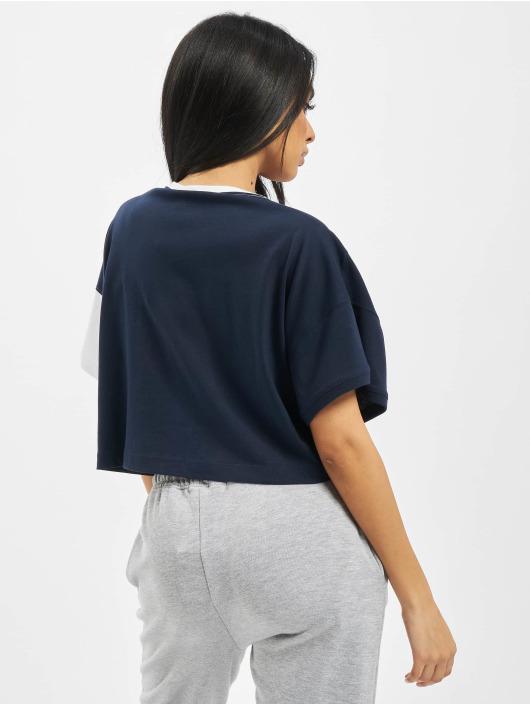 Champion T-Shirt Pattern blau
