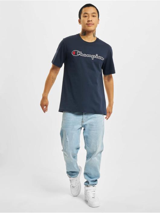 Champion T-Shirt Classic blau