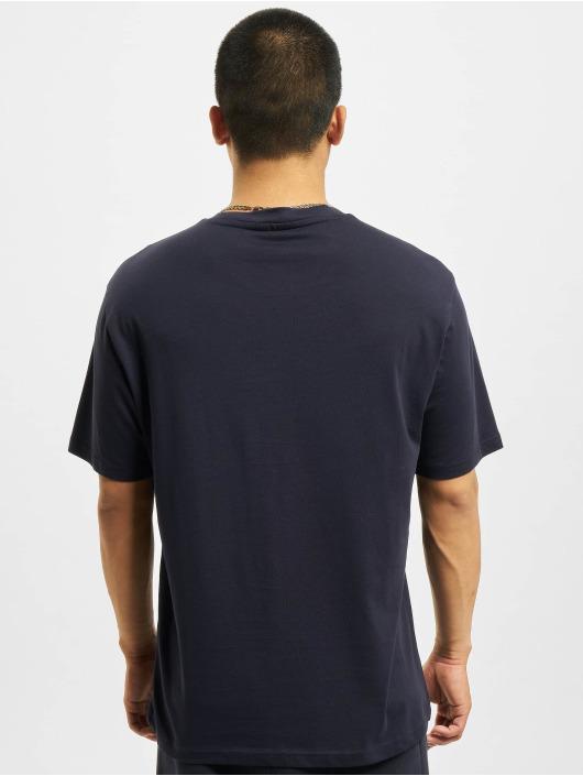Champion T-Shirt Logo blau