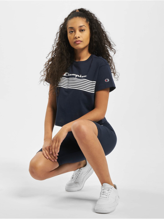Champion T-Shirt Rochester blue