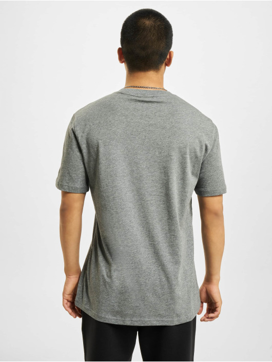 Champion T-Shirt Logo grau