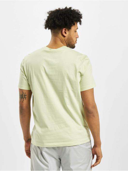 Champion T-Shirt Satin Logo green