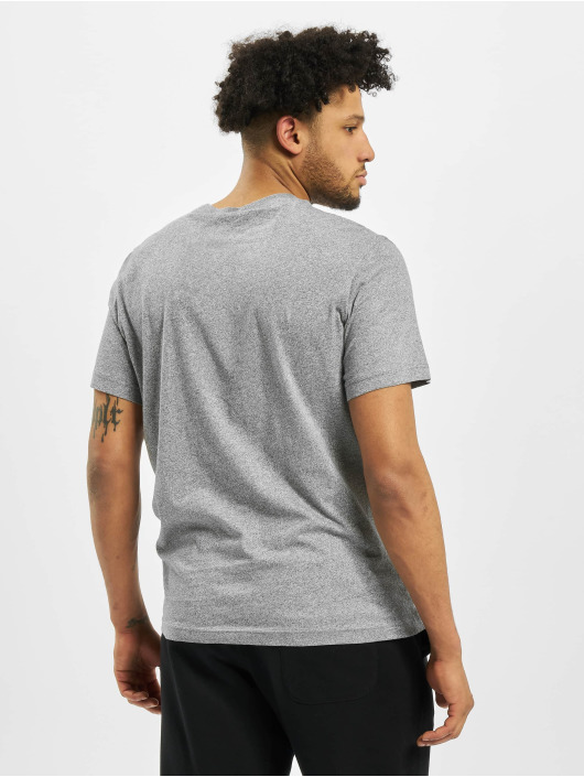 Champion T-Shirt Satin Logo gris
