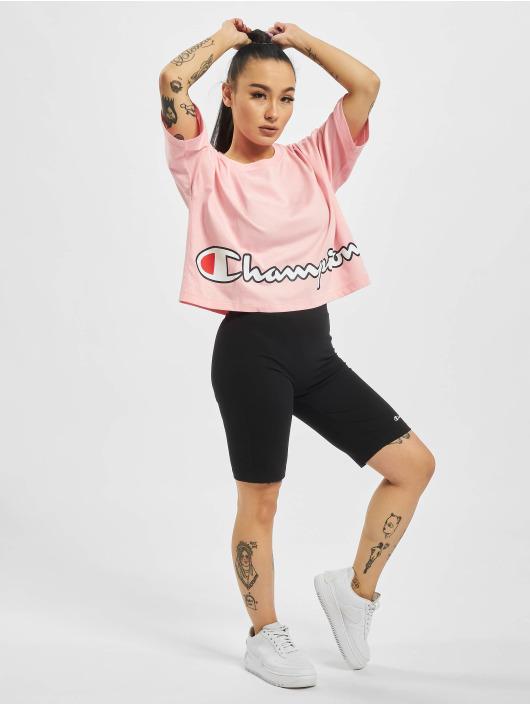 Champion T-Shirt Rochester magenta