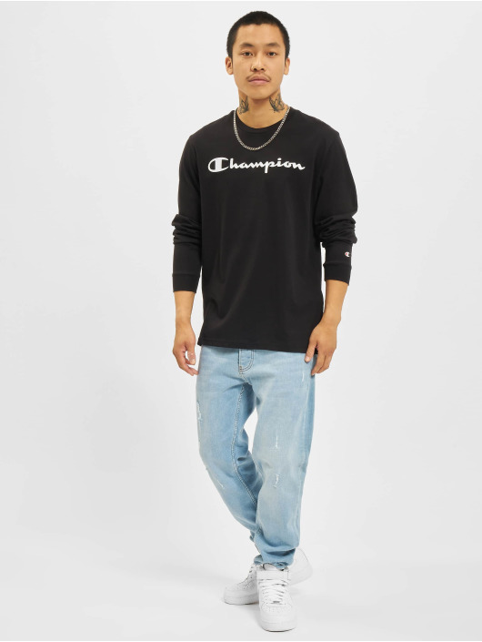 Champion T-Shirt manches longues Legacy noir