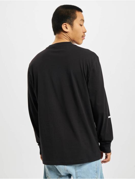 Champion T-Shirt manches longues Logo noir