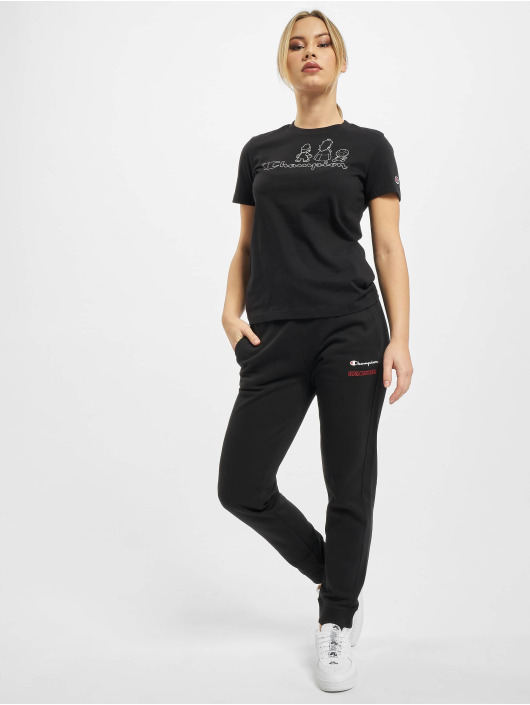Champion T-Shirt Rochester x Super Mario Bros noir