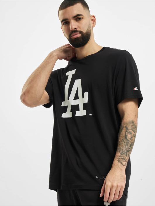 Champion T-Shirt Legacy Los Angeles Dodgers noir