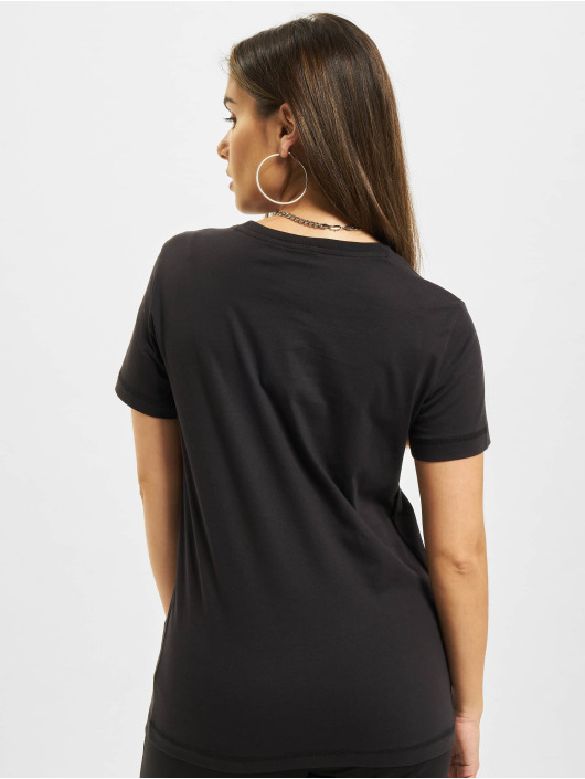 Champion T-Shirt Logo noir