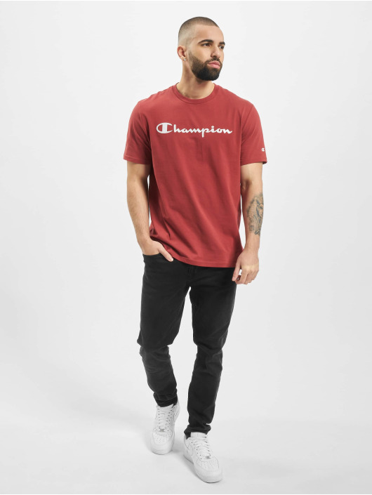 Champion T-Shirt Legacy red
