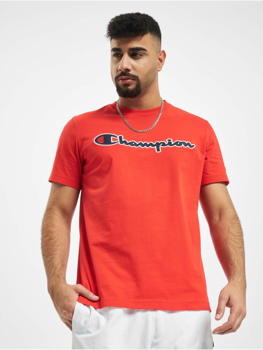 Champion t-shirt Rochester rood