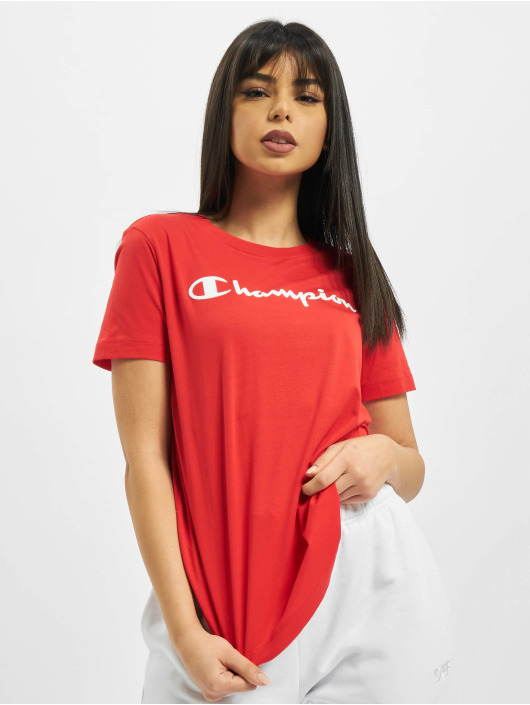 Champion t-shirt Legacy rood