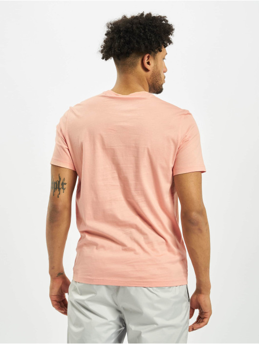 Champion T-Shirt Satin Logo rose