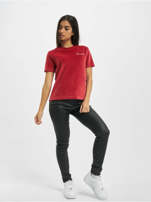 Champion T-Shirt Legacy rouge