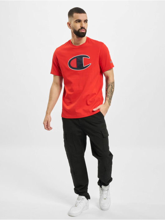 Champion T-Shirt Rochester rouge