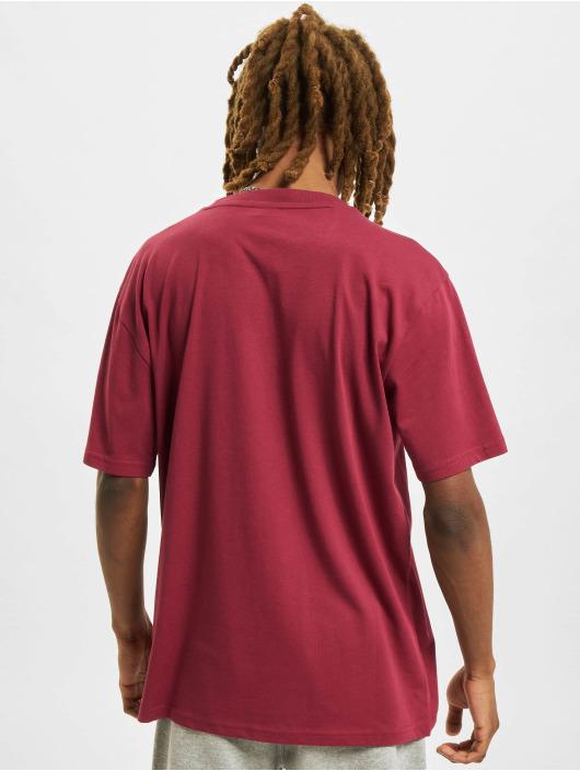 Champion T-Shirt Logo rouge