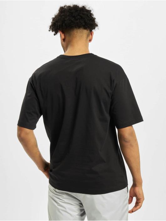 Champion T-Shirt Neon schwarz