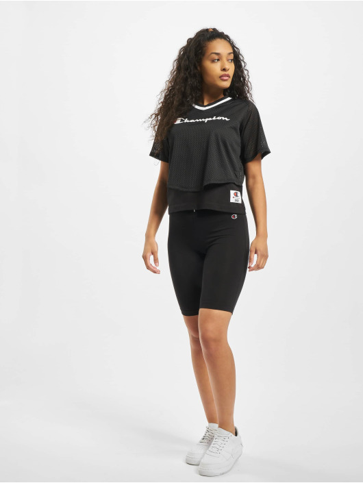 Champion T-Shirt Rochester schwarz