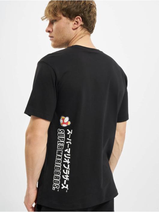 Champion T-Shirt Rochester x Super Mario Bros schwarz