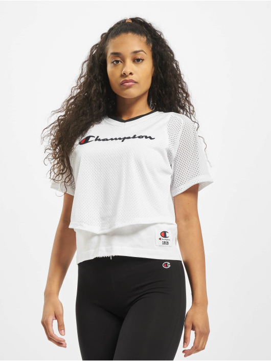 Champion T-Shirt Rochester weiß