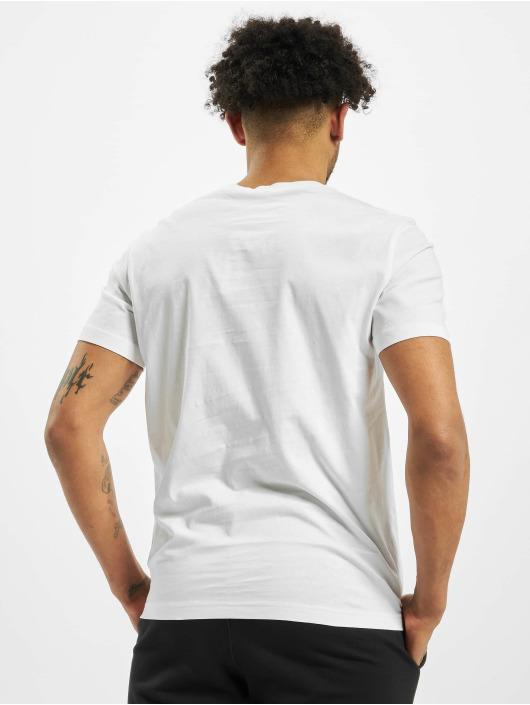 Champion T-Shirt Satin Logo white