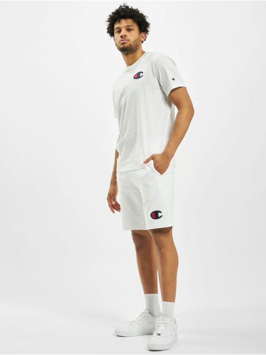 Champion T-Shirt C-Logo white
