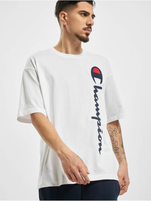 Champion t-shirt Rochester wit