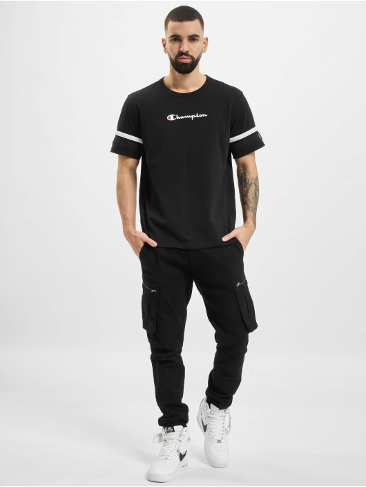 Champion t-shirt Rochester zwart
