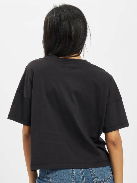 Champion t-shirt Oversize zwart