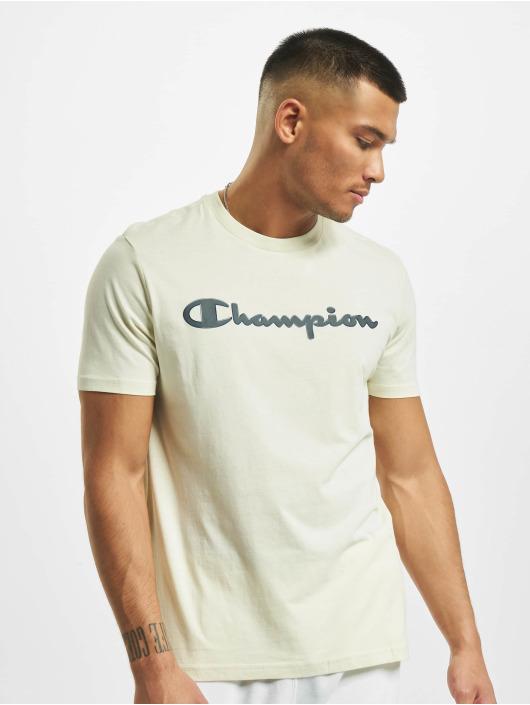 Champion T-shirts Legacy beige