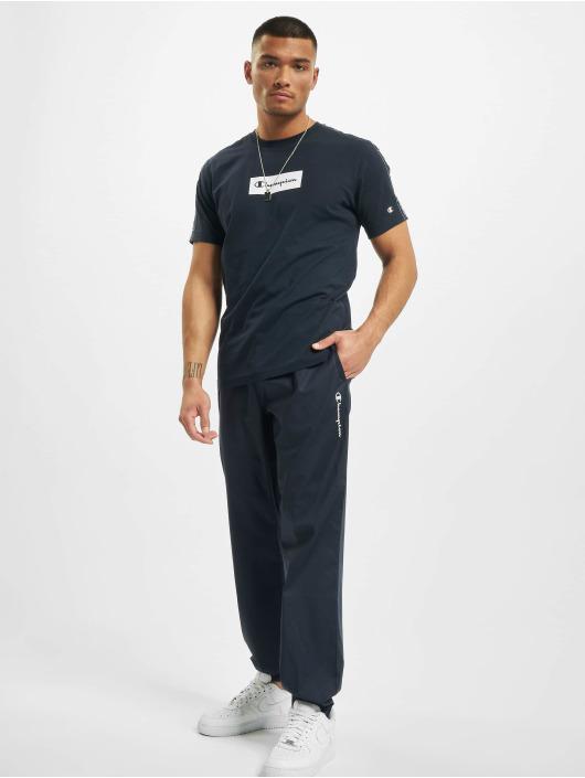 Champion T-shirts Legacy blå