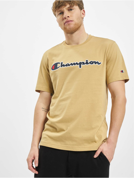 Champion T-Shirty Rochester bezowy