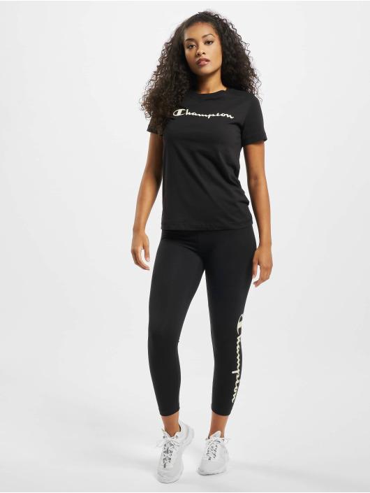 Champion T-Shirty Legacy czarny