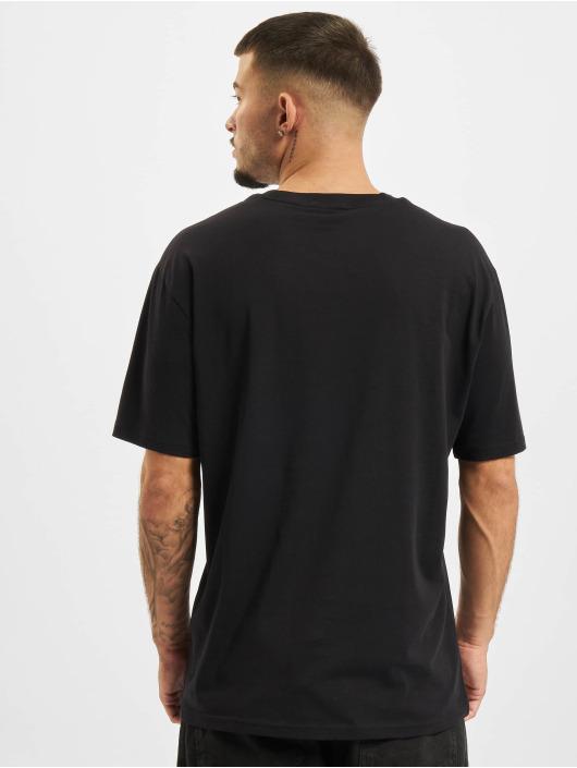 Champion T-Shirty Logo czarny