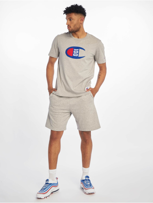 Champion T-Shirty Century Collection szary