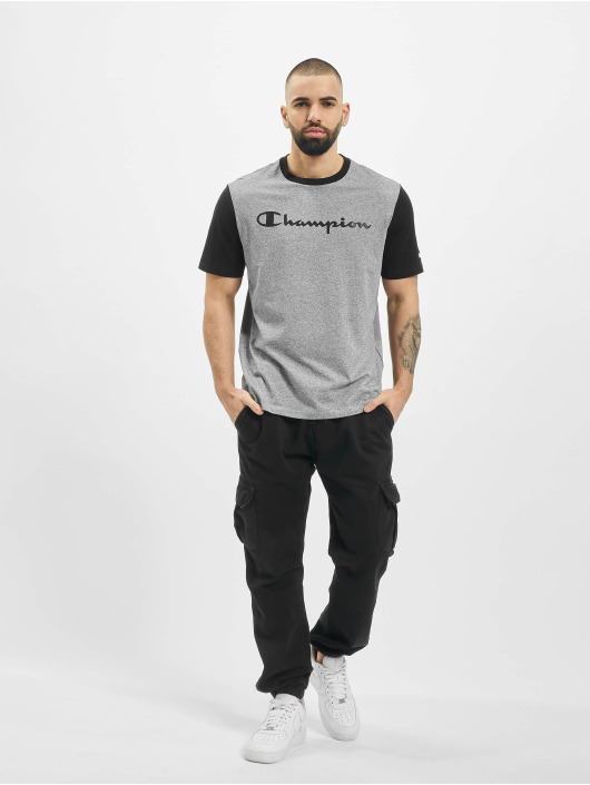 Champion T-Shirty Legacy szary