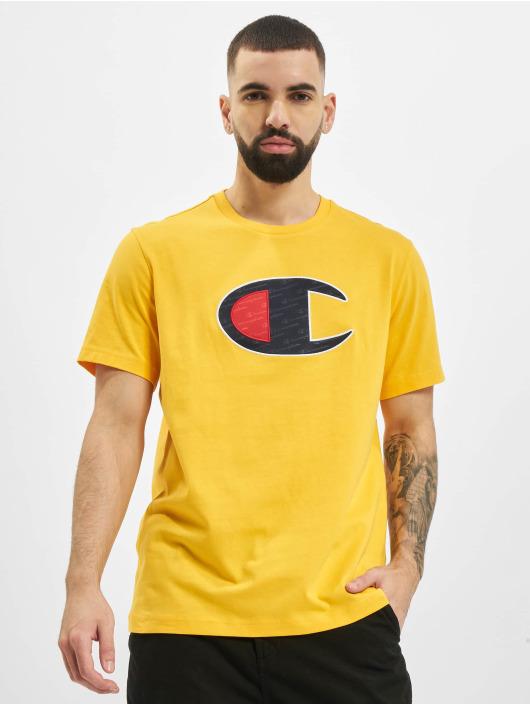 Champion T-Shirty Rochester zólty