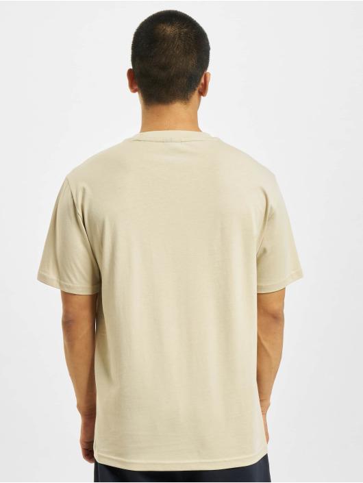 Champion T-skjorter Logo beige