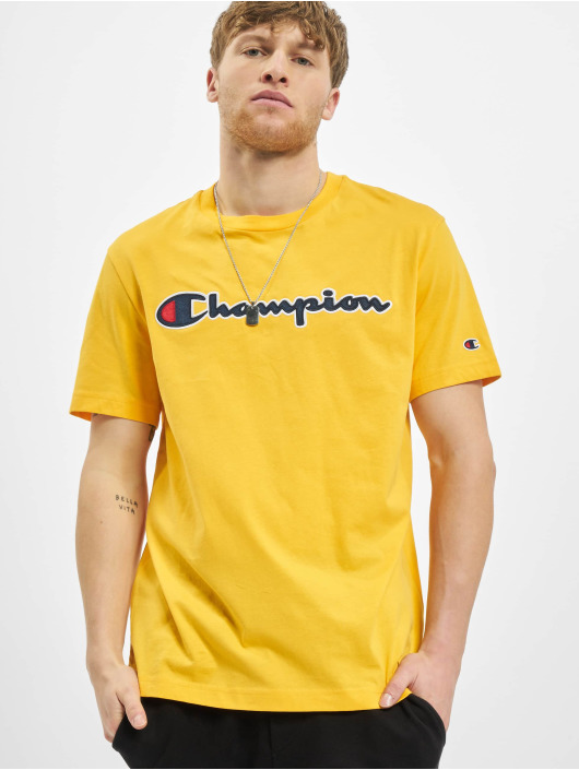 Champion T-skjorter Rochester gul